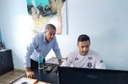 Pastor Elias reúne-se com delegado Manoel Vanderic e trata de ações para reduzir acidentes de trânsito