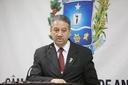 Pastor Elias sugere a criação da Frente Parlamentar para a Segurança Pública na Câmara Municipal