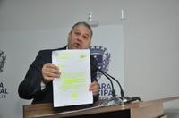 Pastor Elias traz resposta positiva de deputado para envio de respiradores ao Huana
