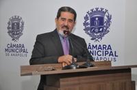 Pastor Wilmar Silvestre elogia atuação dos secretários do prefeito Roberto Naves