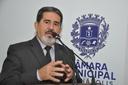 Pastor Wilmar Silvestre propõe cobrança de IPTU da Enel, por área utilizada por postes de energia