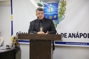 Pedro Mariano afirma que Anápolis precisa da Força Nacional de Segurança