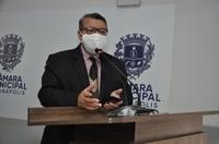 Pedro Mariano responde críticas do Secretário de Desenvolvimento Econômico de Anápolis