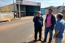 Pedro Mariano visita pontos do trânsito que precisam de melhorias ao lado de diretor-geral da CMTT