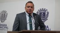 Policial Federal Suender explica sobre nome como é tratado no exercício da vereança