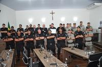 Por iniciativa de Fernando Paiva, Major Leonardo recebe título de cidadania anapolina