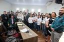 Por iniciativa do vereador Gomide, Câmara presta homenagem aos profissionais do programa IST/Aids