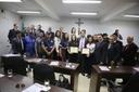 Por iniciativa do vereador Jean Carlos, Câmara presta homenagem à unidade do Samu da Vila Jaiara