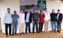 Prefeito e vereadores deflagram obras da Creche dos Idosos Vereadora Vilma Rodrigues, na Vila Esperança
