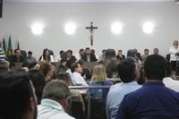 Prefeito presta contas do 3º quadrimestre de 2017 em audiência pública na Câmara Municipal