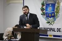 Presidente Amilton comemora definição de licitação para ampliação do posto de saúde do Jardim Alexandrina