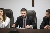 Presidente Amilton Filho anuncia lançamento do Projeto do Cursinho Municipal