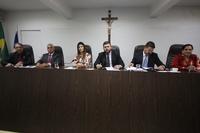 Presidente Amilton Filho destaca trabalho em conjunto dos vereadores para que presos deixassem Anápolis