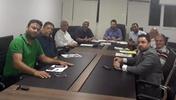 Presidente faz primeira reunião com diretores e reforça metas de ação para atual gestão da Câmara