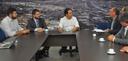 Presidente Leandro hipoteca apoio da Câmara aos pleitos da Acia e Comdefesa-GO