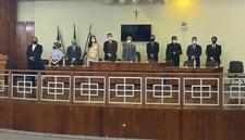 Câmara é representada no ato de instalação da 3ª Vara da Família e Sucessões