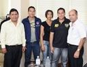 Presidente recebe moradores do bairro São Joaquim