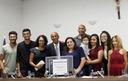 Professor Cláudio Soares de Lima recebe título de cidadania anapolina