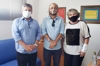 Professor Marcos coloca mandato à disposição da Apae e do Sindicato dos Trabalhadores Rurais