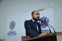 Professor Marcos pede informações sobre convocação de professores da rede estadual para trabalho
