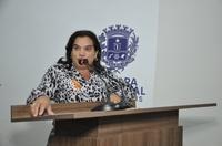 Professora Geli comemora promulgação de lei que institui o Dia Municipal de Luta contra Queimaduras