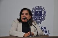 Professora Geli convida para solenidade de entrega do Certificado Consuelo Nasser