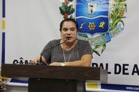 Professora Geli defende cultivo de horta em todos os Cmeis de Anápolis