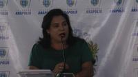 Professora Geli fala da Semana Municipal de Conscientização da Limpeza Urbana
