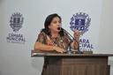 Professora Geli lamenta que Goiás seja um dos Estados com maior índice de violência contra mulheres