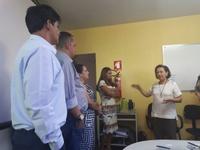 Professora Geli lidera reunião da Comissão de Educação da Câmara com membros do Conselho Municipal de Educação