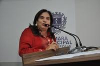 Professora Geli pede informações ao Executivo do Programa de Aposentadoria Incentivada
