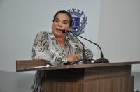 Professora Geli questiona tramitação de projeto de permuta de área para distrito agroindustrial municipal