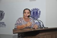 Professora Geli repercute paralisação de professores pelo piso nacional da categoria