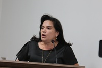 Professora Geli ressalta Dia Nacional da Consciência Negra