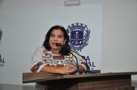 Professora Geli Sanches celebra Dia Internacional das Pessoas com Deficiência