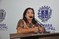 Professora Geli Sanches fala sobre resultado das eleições a agradece eleitores pelos 132.773 votos
