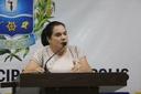 Professora Geli Sanches repercute 1º Simpósio de Doenças Raras da Apae Anápolis
