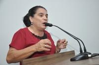 Professora Geli Sanches repercute ações em Anápolis da Semana do Aleitamento Materno