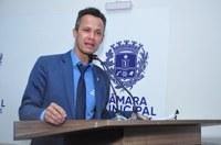 Reamilton destaca importância da população acompanhar atuação dos vereadores