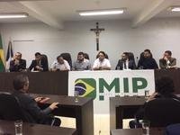 Representantes de Anápolis tomam posse no Movimento Jovens na Política