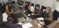Reunião conjunta analisa projeto que autoriza Executivo a contrair financiamento