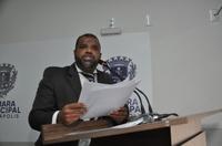 Sargento Anderson apresenta Moção de Aplauso em reconhecimento a agentes de segurança pública