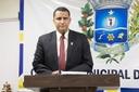 Sargento Pereira cobra explicações sobre obras municipais