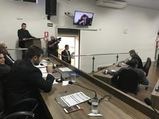 Secretário de Meio Ambiente responde questionamentos de vereadores