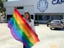 Seliane da SOS protocola projeto que pune práticas discriminatórias em razão de orientação sexual