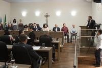 Sessão ordinária é marcada pela inauguração do novo plenário Teotônio Vilela