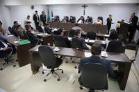 Sessão ordinária é marcada por críticas à empresa concessionária do transporte coletivo