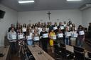 Sessão Solene presta homenagem a profissionais farmacêuticos de Anápolis