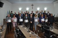 Sessão Solene presta homenagem ao dia do Evangélico