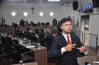 Sessões ordinárias da Câmara passam a ter intérpretes de Libras